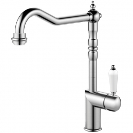 Stainless Steel Kitchen Faucet - Nivito CL-100