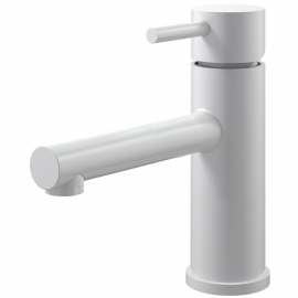 White Bathroom Faucet - Nivito RH-53