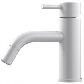 White Bathroom Faucet - Nivito RH-63