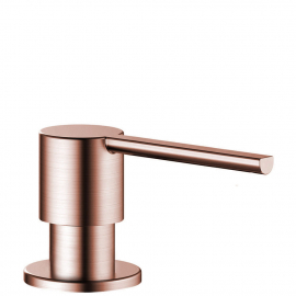 Copper Soap Dispenser - Nivito SR-BC