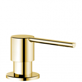 Brass/Gold Soap Dispenser - Nivito SR-PB
